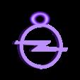 Logo Opel.stl Télécharger fichier STL gratuit Porte clé Opel • Design pour imprimante 3D, 3dleofactory