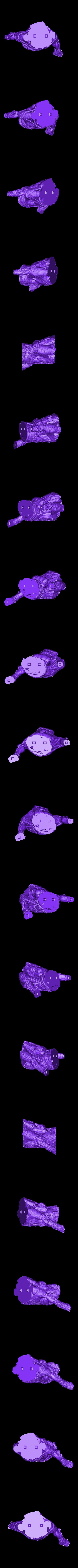 SerpentineMerchant_SPLIT_05.stl Download free STL file Serpentine Merchant - Multiple Pieces • Design to 3D print, bendansie