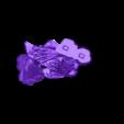 SerpentineMerchant_SPLIT_01_B.stl Download free STL file Serpentine Merchant - Multiple Pieces • Design to 3D print, bendansie