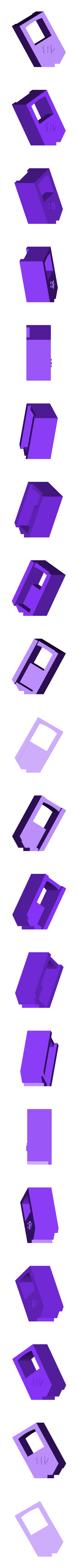 lathe xtn block vS4mm (4B).stl Download free STL file lathe chuck clamp for small parts • 3D print object, vintage-lens