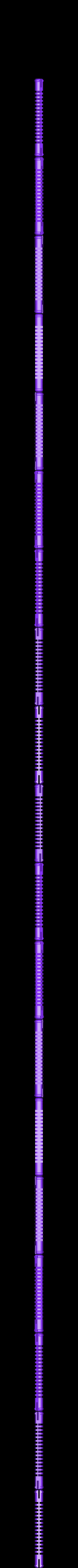 SnakePin_75mm.stl Télécharger fichier STL gratuit Epingles à ressort et épingles à serpent • Design à imprimer en 3D, gabutoillegna56