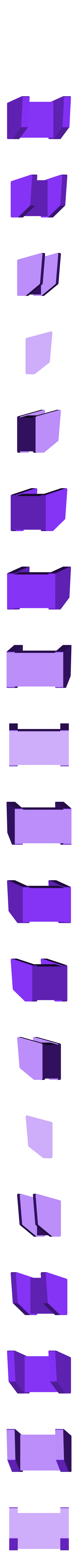 CaptainKirkChair_Base2.stl Télécharger fichier STL gratuit Capitaine Kirk Président • Design pour impression 3D, gabutoillegna56