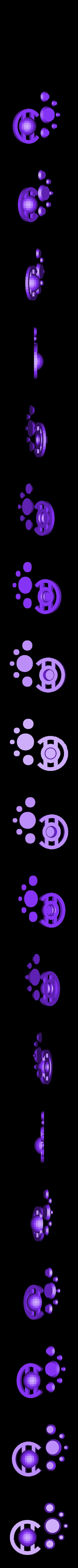 SteeringConsole_Bits.stl Télécharger fichier STL gratuit Console de direction SciFi • Plan à imprimer en 3D, gabutoillegna56