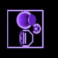 SteeringConsole_DualExt_1.stl Télécharger fichier STL gratuit Console de direction SciFi • Plan à imprimer en 3D, gabutoillegna56