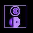 SteeringConsole_DualExt_2.stl Télécharger fichier STL gratuit Console de direction SciFi • Plan à imprimer en 3D, gabutoillegna56