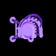 WindsorChairA.stl Télécharger fichier STL gratuit Trois chaises 1:24 Windsor • Plan pour impression 3D, gabutoillegna56