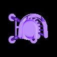 WindsorChairB.stl Télécharger fichier STL gratuit Trois chaises 1:24 Windsor • Plan pour impression 3D, gabutoillegna56
