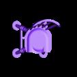 WindsorChairC.stl Télécharger fichier STL gratuit Trois chaises 1:24 Windsor • Plan pour impression 3D, gabutoillegna56
