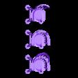 WindsorChair_Set3.stl Télécharger fichier STL gratuit Trois chaises 1:24 Windsor • Plan pour impression 3D, gabutoillegna56