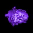 TempleFragment.stl Télécharger fichier OBJ gratuit Fragment du Temple du Soleil • Design pour imprimante 3D, gabutoillegna56