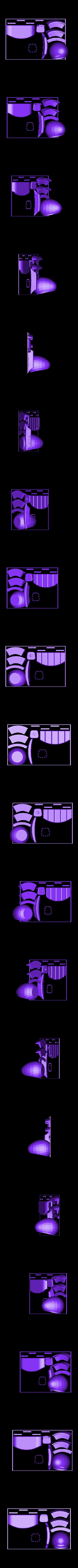 SciFi_Plate_1_Accent.stl Télécharger fichier STL gratuit Plaques d'impression SciFi Playset • Objet à imprimer en 3D, gabutoillegna56