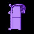 wicker_chaise.stl Télécharger fichier STL gratuit Ensemble de meubles en osier 1:24 • Design à imprimer en 3D, gabutoillegna56