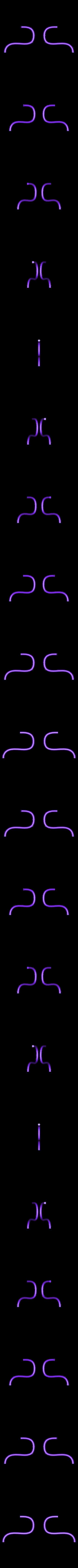 Bentwood_Arms.stl Télécharger fichier STL gratuit 1:24 Chaise Thonet • Modèle pour impression 3D, gabutoillegna56