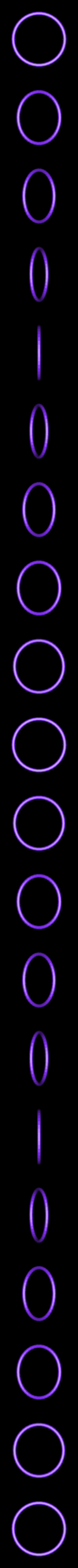 Bentwood_Circle.stl Télécharger fichier STL gratuit 1:24 Chaise Thonet • Modèle pour impression 3D, gabutoillegna56