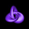 mathshape.stl Télécharger fichier STL gratuit Forme mathématique • Design pour imprimante 3D, DoloresSegura