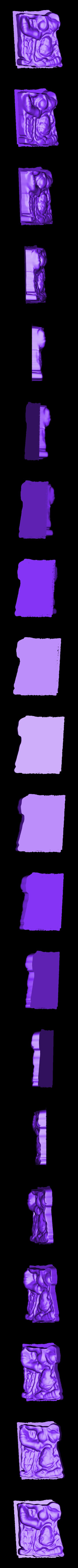 Yakshi.stl.stl Télécharger fichier STL gratuit Déité de l'Esprit de l'arbre (Yakshi) • Objet imprimable en 3D, metmuseum