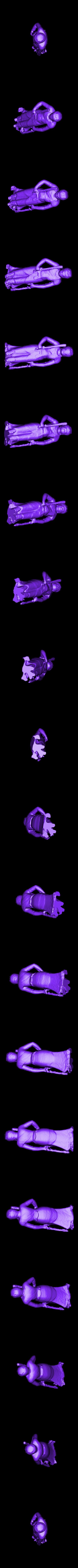 fudo_myoo.obj Télécharger fichier OBJ gratuit Fud My (Achala-vidyrja) • Design imprimable en 3D, metmuseum
