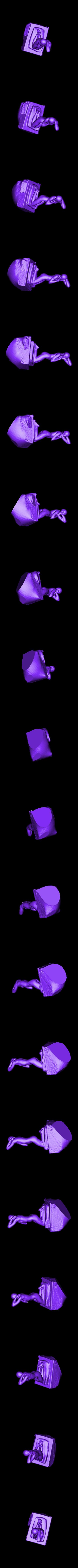Fragilina2.stl Download free OBJ file Fragilina • Design to 3D print, metmuseum
