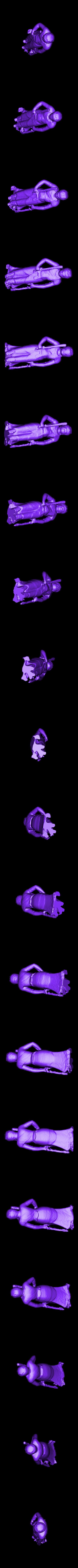 fudo_myoo.stl Télécharger fichier OBJ gratuit Fud My (Achala-vidyrja) • Design imprimable en 3D, metmuseum