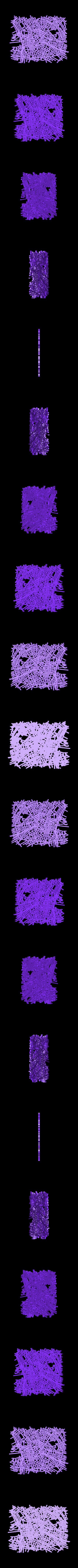 map1streets.stl Télécharger fichier STL gratuit Carte de Berlin • Design pour impression 3D, IsabellaMarques56