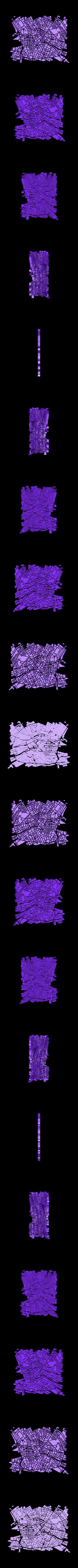 map2buildings.stl Télécharger fichier STL gratuit Carte de Berlin • Design pour impression 3D, IsabellaMarques56