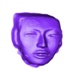 Mayan-face.stl Télécharger fichier STL gratuit Masque Visage Maya • Modèle à imprimer en 3D, allanrobertsarty