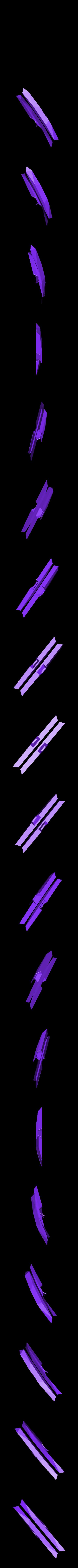 Simple_Kayak.stl Download free STL file A Kayak • Template to 3D print, GeneralElectric