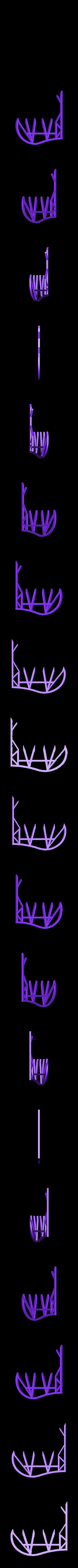 wing.stl Télécharger fichier STL gratuit Planeur Da Vinci • Design pour imprimante 3D, GeneralElectric