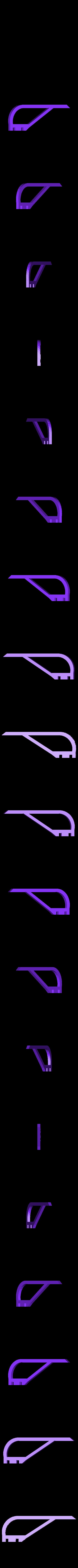 skid.stl Télécharger fichier STL gratuit Planeur Da Vinci • Design pour imprimante 3D, GeneralElectric
