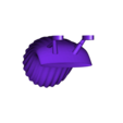 improvedclamshellphoneamp.stl Download free STL file Improved iphone & phone shell horn speaker amp • 3D printer model, RodrigoPinard