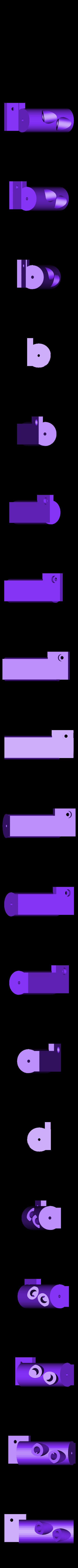 FeltMarkerTopper.stl Download free STL file Mega Felt Marker Topper • 3D printable template, DelhiCucumber