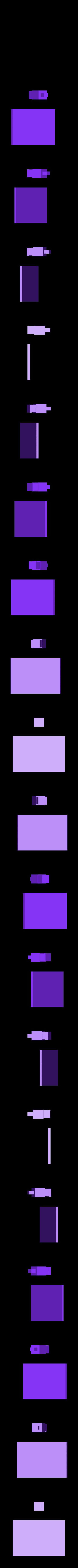 PiggyBankParts.stl Download free STL file 8-bit Piggy Bank • 3D printer object, DelhiCucumber