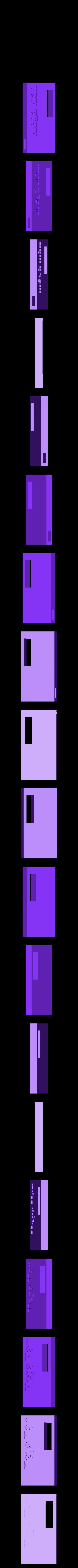 MegaManDock.stl Télécharger fichier STL gratuit Amoureux 8 bits • Modèle pour impression 3D, DelhiCucumber