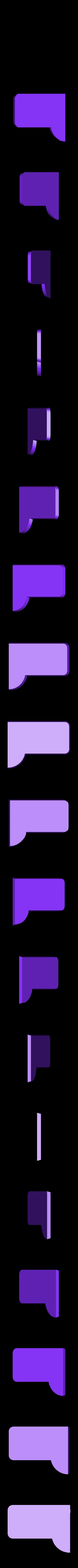 Street_Sign_Back_Plate_Left.STL Download free STL file Sesame Street Sign • 3D printing model, enzordplst