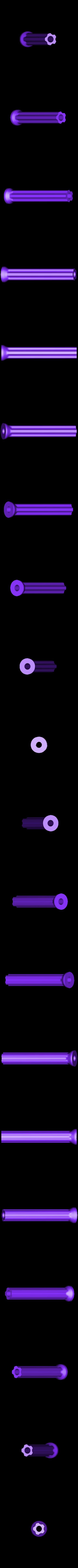 Street_Sign_Pole_3.STL Download free STL file Sesame Street Sign • 3D printing model, enzordplst