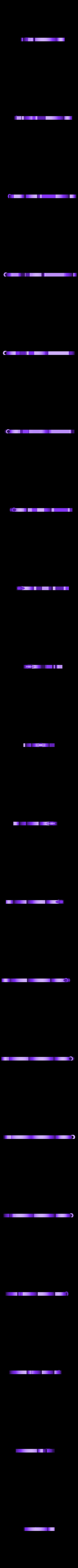 3rdesignkeychain2.stl Download free STL file Stripe Gremlin • 3D printer model, 3rdesignworks