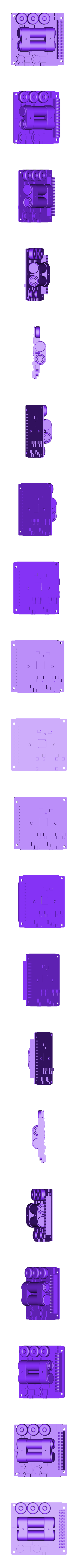 EPS.stl Download free STL file ArduSat • 3D printing template, Loustic3D888