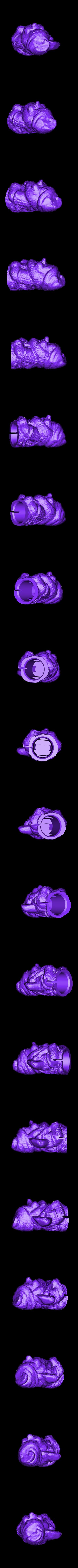 gnome_walker.stl Download free STL file Walkers • Design to 3D print, FunnyJohnnyPrinter