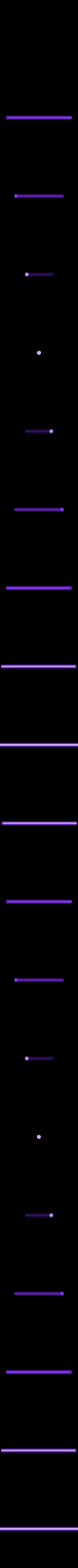 whirligig_hex_stick.stl Télécharger fichier STL gratuit Whirligig Flying Spinner - Mouches 10 m (30 ft) • Plan à imprimer en 3D, FunnyJohnnyPrinter