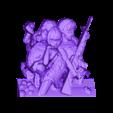 kazukitakamatsu_girls.stl Télécharger fichier STL gratuit Kazuki Takamatsu Filles de Takamatsu • Objet pour imprimante 3D, ErnyCrazyPrinter