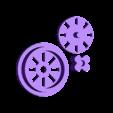 drain_all.stl Download free STL file Sink Drain Screen #1 • 3D printing design, ErnyCrazyPrinter