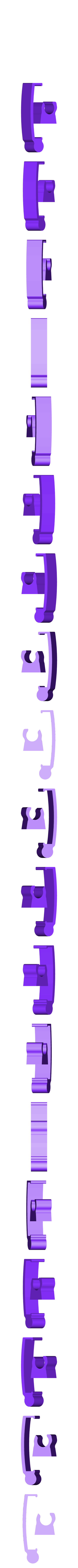 note_2_tripod_mount_v1.STL Download free STL file Note 2 w/ case Tripod Mount • 3D printer template, Jimmydelgadinho45