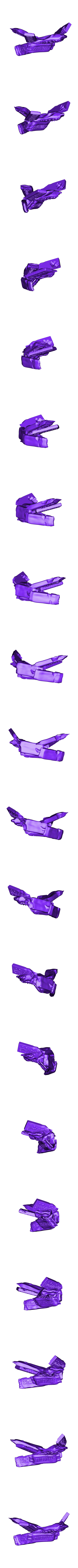 Stripe_chocolates.stl Download free STL file Stripe Gremlin • 3D printer model, 3rdesignworks