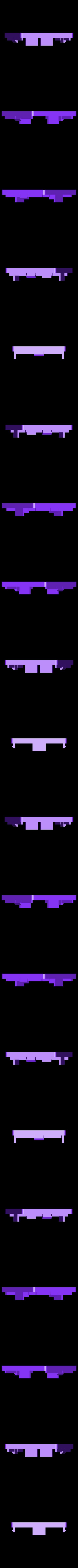 TL-Smoother_enclosure_2_boards_lid_v3.stl Télécharger fichier STL gratuit Boîtier TL-Smoother Plus (encore un autre) • Plan pour imprimante 3D, 3DED