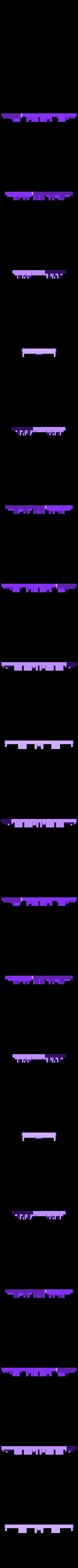 TL-Smoother_enclosure_Lid_V2.stl Télécharger fichier STL gratuit Boîtier TL-Smoother Plus (encore un autre) • Plan pour imprimante 3D, 3DED