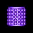 Ice_maker_cup_Pro_outer_cup_v3.stl Télécharger fichier STL gratuit Coupe à glaçons (Pro) • Objet à imprimer en 3D, 3DED