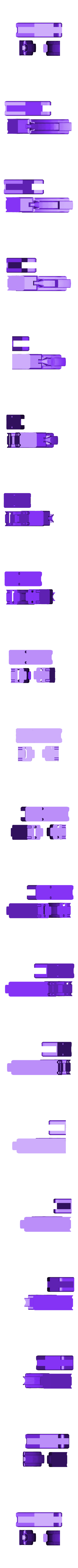 Lightcycle_Body.STL Download free STL file Lightcycle Model Kit • Design to 3D print, billythemighty3Dprinter