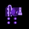Lightcycle_Frame_Hubs.STL Download free STL file Lightcycle Model Kit • Design to 3D print, billythemighty3Dprinter
