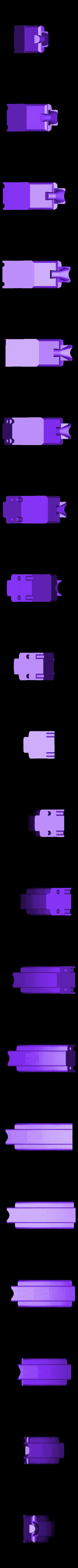 Lightcycle_Body_Back.STL Télécharger fichier STL gratuit Kit modèle Lightcycle • Objet pour impression 3D, billythemighty3Dprinter