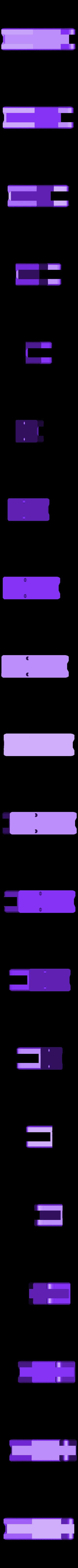 Lightcycle_Body_Bottom.STL Télécharger fichier STL gratuit Kit modèle Lightcycle • Objet pour impression 3D, billythemighty3Dprinter